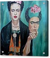 My Own Frida Acrylic Print