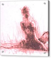 My Private Dance Acrylic Print