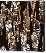 My Quartz Crystal Collection Acrylic Print