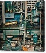 My Science Lab Acrylic Print