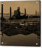 My Sea Of Ruins IIi Acrylic Print by Marco Oliveira