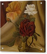 My Small Roses Acrylic Print