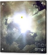 My Soul Up There Acrylic Print