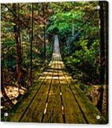 My Wanderlust Acrylic Print