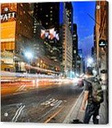 My Way Home Acrylic Print