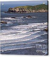 Myers Beach 3 Acrylic Print