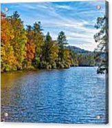 Myriad Colors Of Nature Acrylic Print