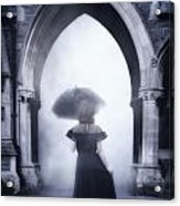 Mysterious Archway Acrylic Print by Joana Kruse