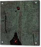 Mysterious Wall Acrylic Print