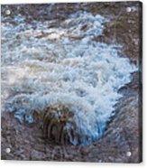 Mysterious Wave Acrylic Print