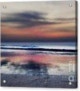Mystery Beach Acrylic Print