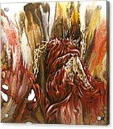 Mystery Acrylic Print by Karina Llergo