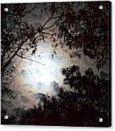 Mystery Of Moonlight Acrylic Print