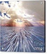Mystery Sea Acrylic Print