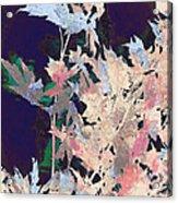 Mystic Autumn Acrylic Print