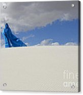 Mystic Blue 10 Acrylic Print