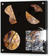 Mystic Fractures II Acrylic Print