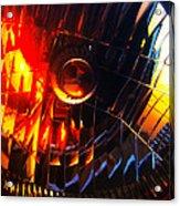 Mystic Headlight Acrylic Print
