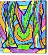 Mystic M Acrylic Print