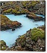 Mystic Pool Acrylic Print