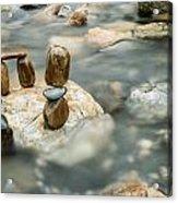 Mystic River IIi Acrylic Print