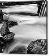 Mystic River S2 Iv Acrylic Print by Marco Oliveira