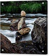 Mystic River S2 Viii Acrylic Print