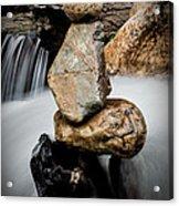 Mystic River S2 Xi Acrylic Print