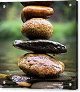 Mystic River S2 Xii Acrylic Print