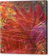 Mystical Dahlia Acrylic Print