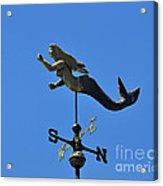 Mystical Mermaid Acrylic Print