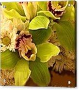 Mystical Orchid  Acrylic Print