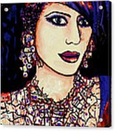 Nadira Acrylic Print