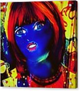 Nadiv Acrylic Print