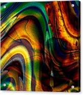 Naked Breeze Acrylic Print