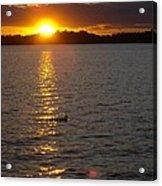 Namakagon Sunset Acrylic Print