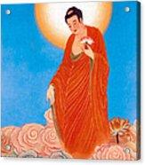 Namo Amitabha Buddha 15 Acrylic Print