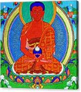 Namo Amitabha Buddha 16 Acrylic Print