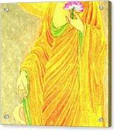 Namo Amitabha Buddha  31 Acrylic Print