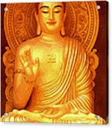 Namo Amitabha Buddha 36 Acrylic Print