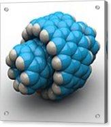 Nano Bearing, Artwork Acrylic Print by Science Photo Library