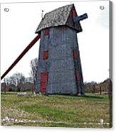 Nantucket Old Mill Acrylic Print