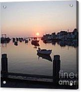 Nantucket Sunrise 1 Acrylic Print