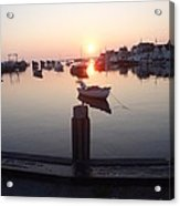 Nantucket Sunrise 2 Acrylic Print