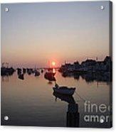 Nantucket Sunrise Acrylic Print