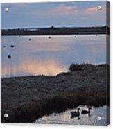 Nantucket Sunset Acrylic Print