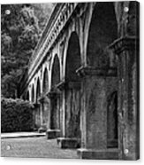 Nanzenin Temple Aqueduct Acrylic Print