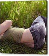 Nap Time 2 Acrylic Print
