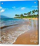 Napili Beach Paradise Acrylic Print