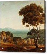 Naples And Capri  Acrylic Print